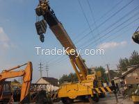 used grove rough terrain crane RT800