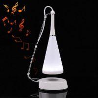 Touch sensor LED desk lamp with mini speaker/christmas gift/home gift/office gift