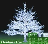 artificial led crystal tree lights high simulation led Christmas tree