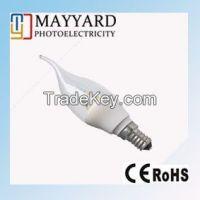 LED C37 SMD lamp LED Candle lamp