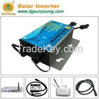 250W micro solar inverter