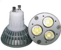 high power LED bulb HX-GU10-3*1W