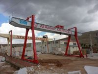 Double And Single Girder Gantry Cranes and Semi Gantry Cranes for your industrial needs