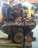 Used Diesel Engine for DAEWOO/DOOSAN DC24