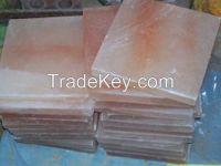 Rock Salt Slabs/Tiles/Bricks