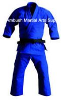Double weave judo gis