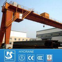 MH BMH MHL Model Electric Hoist Single Girder Gantry Crane