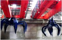 Double Girder Model QZ Universal Bridge(Overhead) Grab Bucket Crane