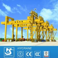 Rail Mounted Container Gantry Crane (RMG Crane)