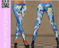 2014 New Fashion Jeans Leggings