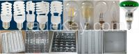 Lighting fixture/Louver luminaire/LED Filament Bulb/Energy-saving lamp