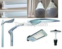 Led Street Light /Led Garden ligh/ Led tube