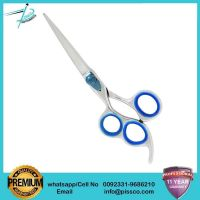 Hair Cutting And Thinning Scissors With Swivel thumb