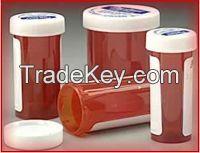 Container Plastic For Medicines