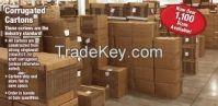 Corrugated Banana Boxes