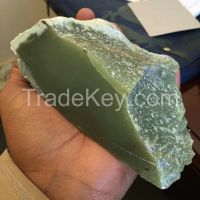 Rough Nephrite Jade