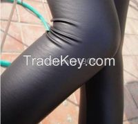 Korean version Women thin Faux leather Sexy leggings Treggings pants Trousers Factory price