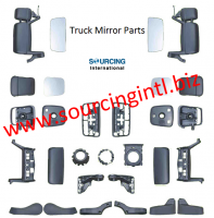 Truck Flat Mirrors for European Truck and Japanese Truck