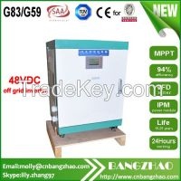 best price of 10kw pure sine wave solar inverter