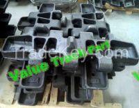 KOBELCO 7065 crawler crane track shoe