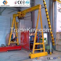 Small Gantry Crane & Mini Gantry Crane & Workshop Gantry Crane