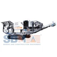 SBM Mobile Jaw Crusher