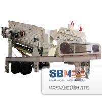 SBM Mobile Impact Crusher