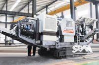 SBM Hydraulic-Driven Track Mobile Plant