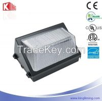 IP65 Waterproof Outdoor LED Wall Pack DLC certification 25w/42w/60w/80w/100w/120w/150w