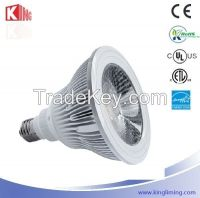 LED Spot light PAR30 COB Light 10W 38 degree with CE,RoHS, ETL, Energy Star Certification