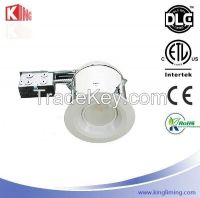 """LED Down light 4"""" 2700K with ETL / Energy Star certification"""