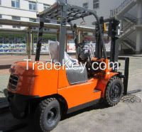3T Diesel Forklift with famous engine CPCD30CB, quality ,heli forklift ,Chinese forklift , China forklift