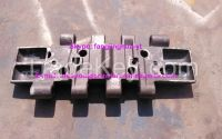 Crawler Crane Undercarriage Parts AMERICAN 900 Track Shoe Bottom Roller Carrier Roller Sprocket Idler