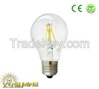 LED filament bulb 6.5W A60