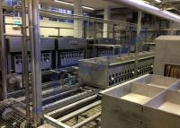 Used Cheese Production Line for SALE!!! Capacity: 15.000 kg/d