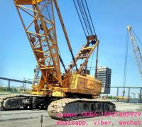 used 150tons sumitomo crawler crane, used crawler crane price in china
