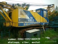 used kobelco crawler crane for sale, used 55t crane