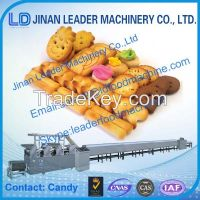 Low consumption cookies biscuit production line price jinan factory