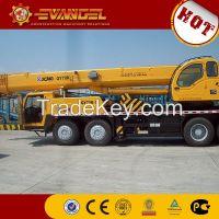 XCMG truck crane QY70K truck mounted crane small truck crane