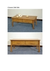4 Drawers Coffee Table