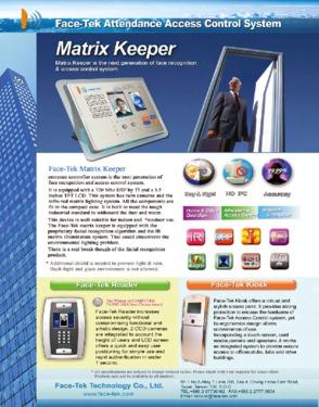 FACE-TEK Matrix Keeper