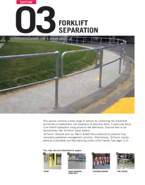 buy forklift separation barriers,forklift separation barriers buyer,import forklift separation barriers,safety barricades