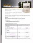 Oxidized Bitumen 85/25, 95/15 and 115/15