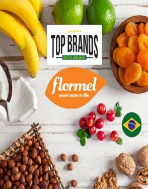 Flormel healthy candy bar
