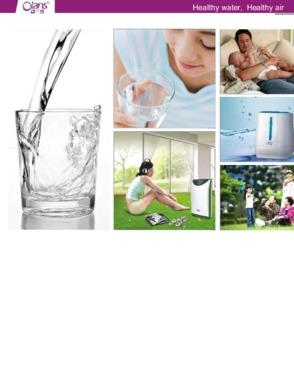 OLS-K01A Small house air purifier, silent air purifier, ionic air puri