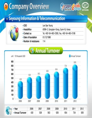 Seyoung Information and Telecommunication co., ltd