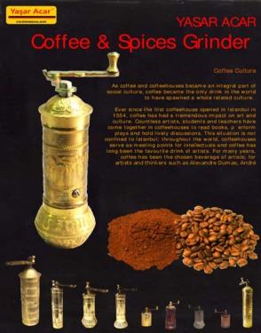 Coffee Grinder, Pepper Mills