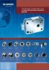 Mechanical Combination Safe Lock- 3-wheel