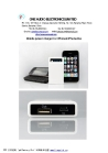 iPhone Power Bank (Mobile Charger)