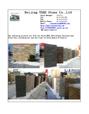 Beijing YSQS Stone Group